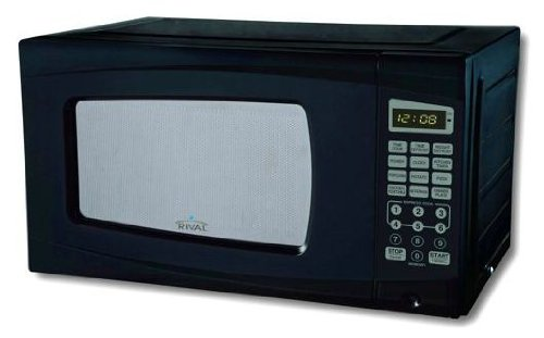 Rival 0.7 Cu. Ft. 700W Digital Microwave Oven
